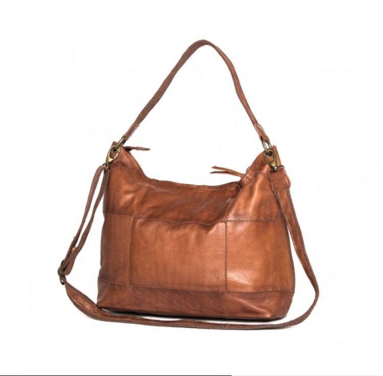 55db638f17b0 Rugged Hide Emma Bag