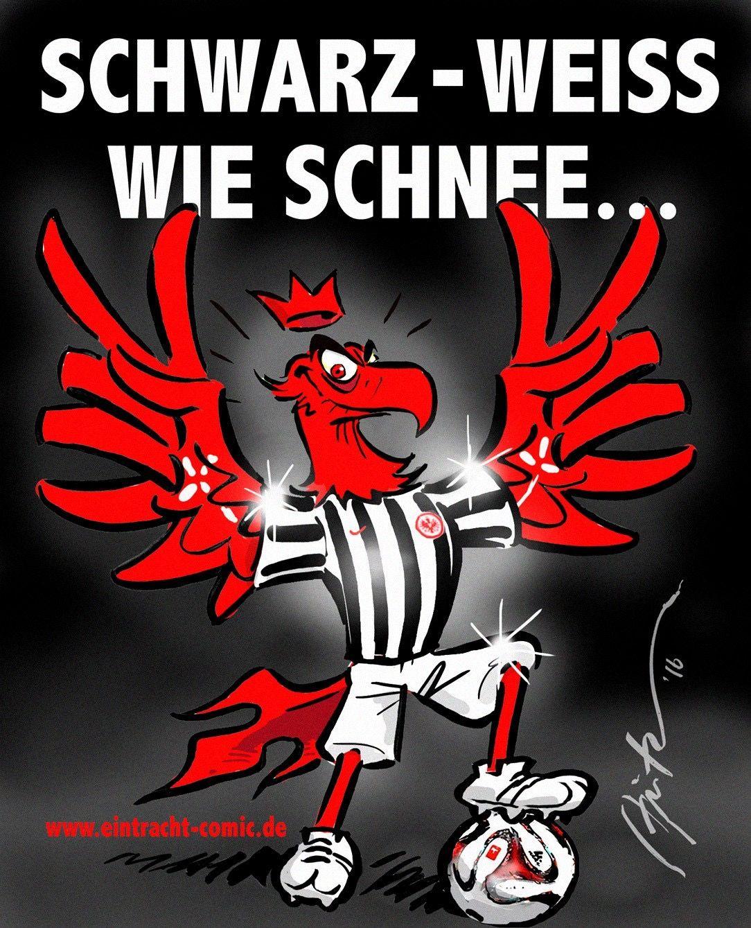 Football Von Madison Eintracht Frankfurt Logo Eintracht
