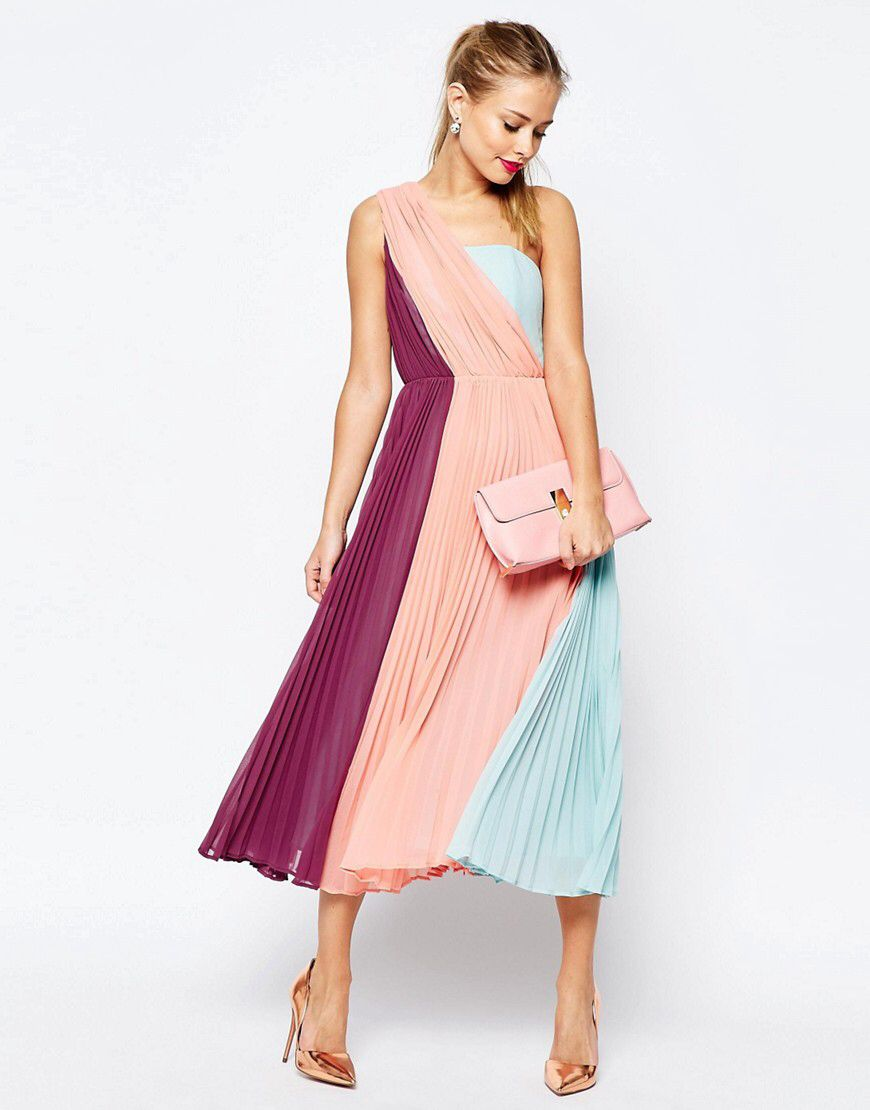 Asos wedding guest dress midi  LOVE this from ASOS  Wedding Guest  Pinterest  Wardrobes