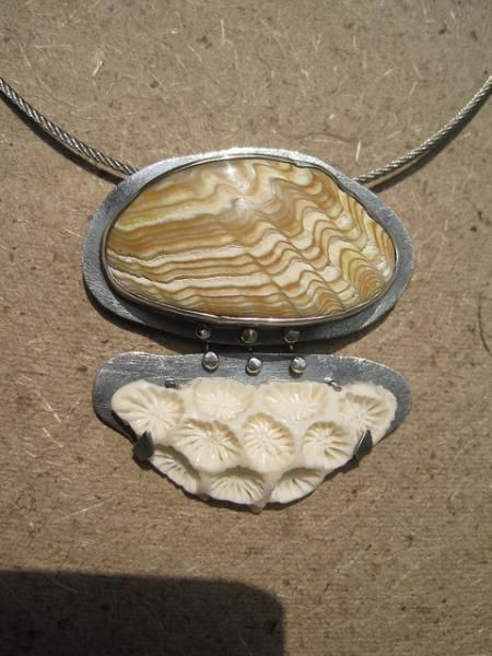 spoonmakers's blog   e-bu Jewelry - Contemporary Primitive Jewelry