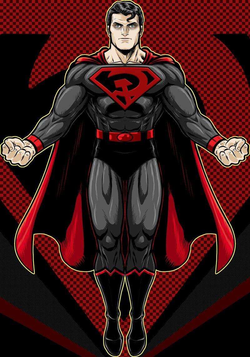 Superman Red Son Superman Red Son Superman Dc Characters