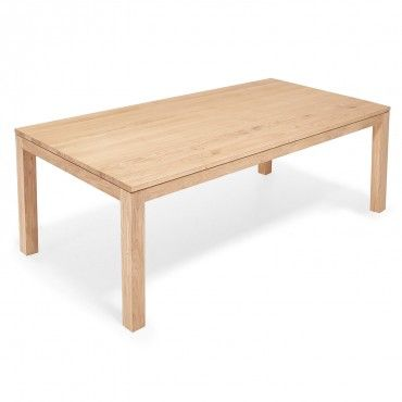Ethnicraft Oak Apron Dining Table Buzzi Replacement