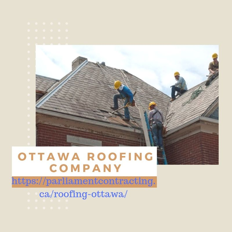 Roofing Ottawa Roofing Types Of Roofing Materials Roofing Companies