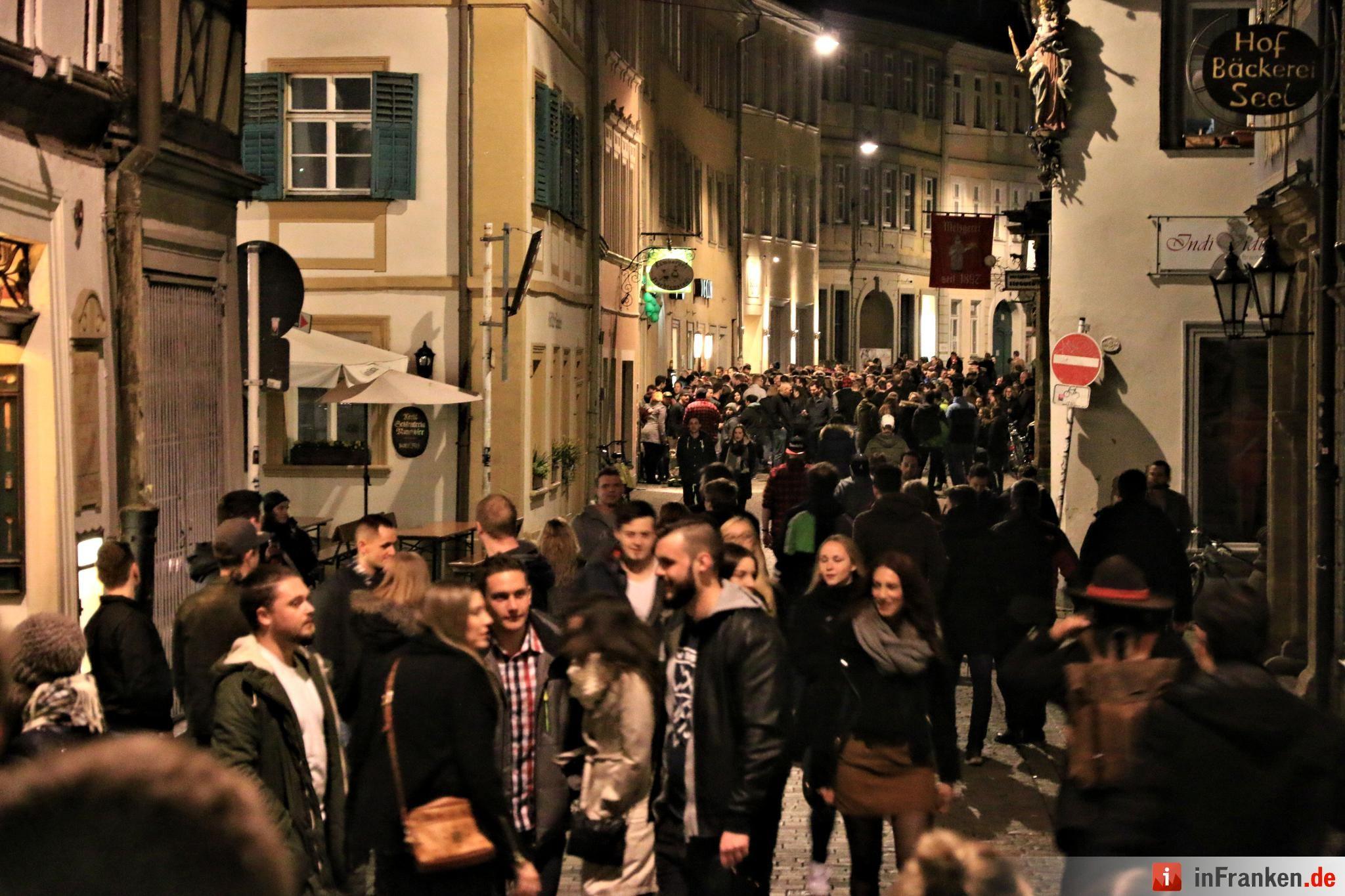 Bamberg tanzt | Samy deluxe, Bild aktuell, Tanzen