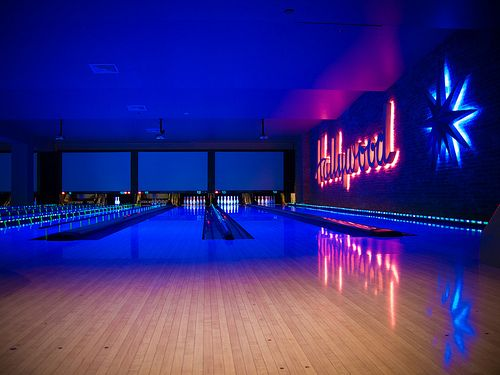 Hollywood Bowling South Beach Miami