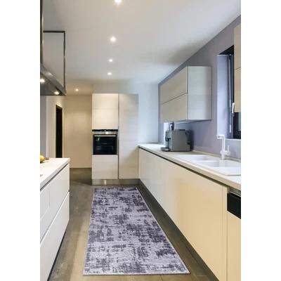 Maryanne Print Absorbent Soft Non Slip Kitchen Mat In 2020 Kitchen Rugs Sink Kitchen Mat Kitchen Rug