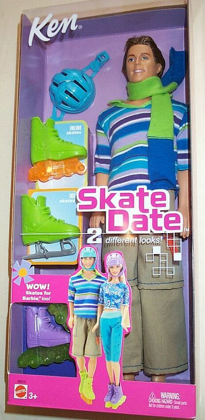 57a26b9d7d3d3 Skate Date Ken BD2002