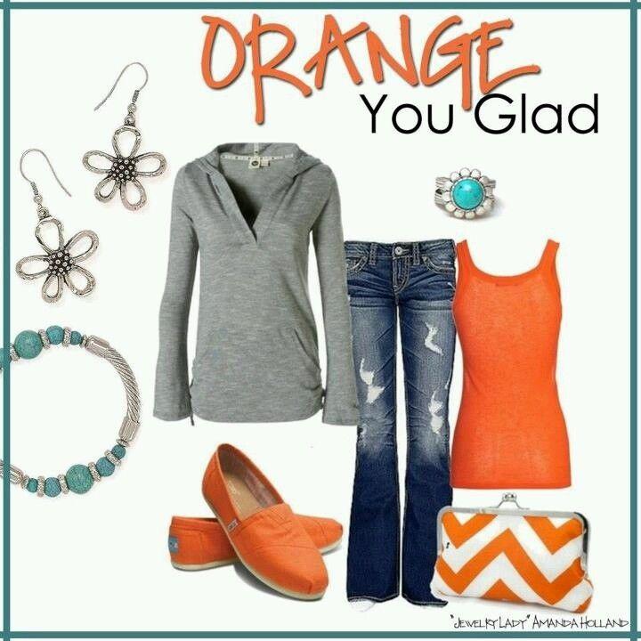 Premier designs Orange you glad you can get this free?! www.facebook.com/LyshasPieces