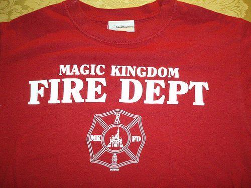 Firefighter Mickey Disney Mickey Ears Heart For Kids Challenge Me