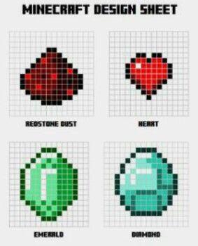 Rohstoffe Sehr Wichtig Bugelperlen Vorlagen Minecraft Perlen Basteln Bugelperlen