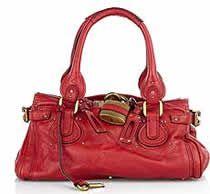 chloe paddington red