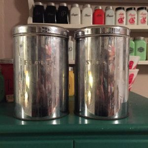 Garner Ware Canisters