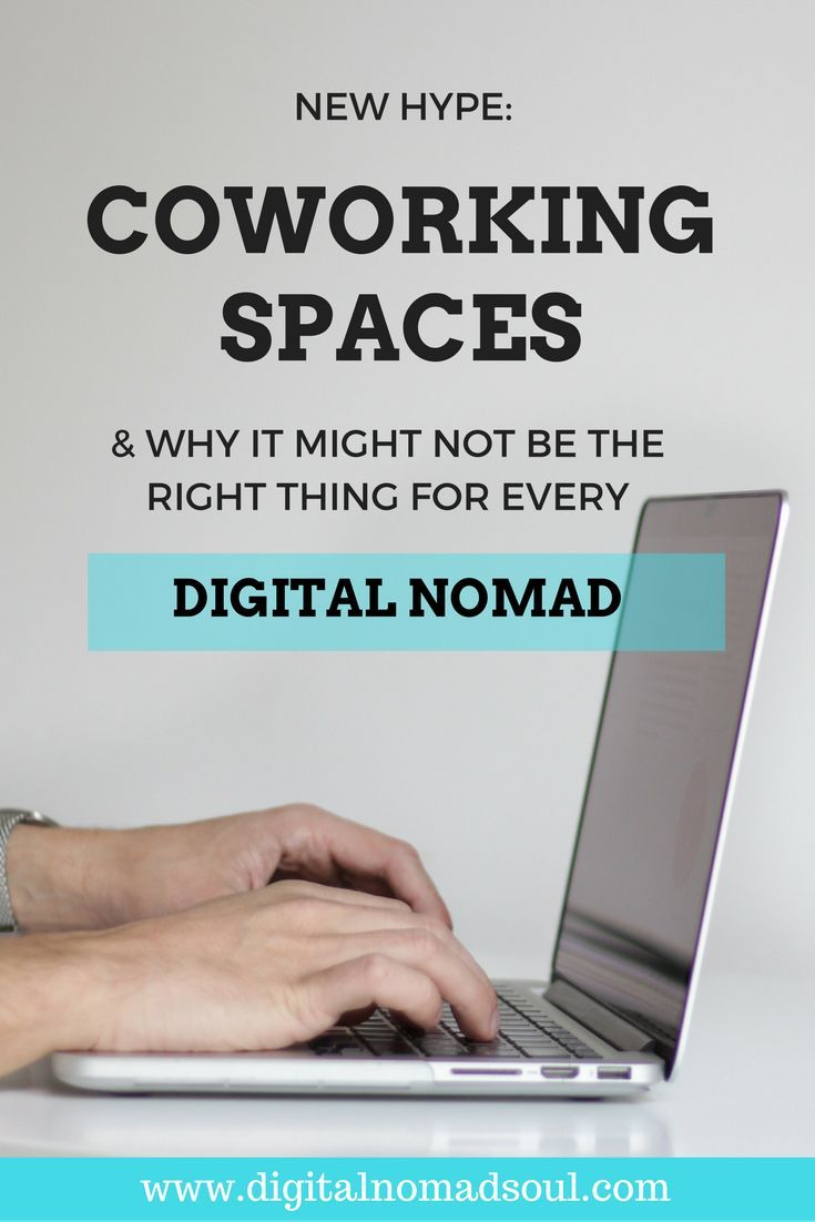 Coworking Spaces: Not The Best Choice For Everyone