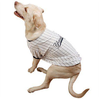 New York Yankees Dog Jersey 88650bdd333