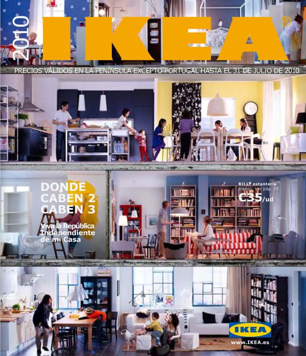 Catálogo Ikea 2010 en español ¡Descárgalo! | Ikea, Español