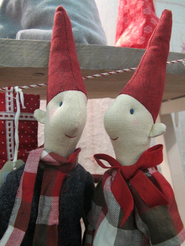 Duendes Navideños - Navidad en Blaubloom ·Blaubloom.com