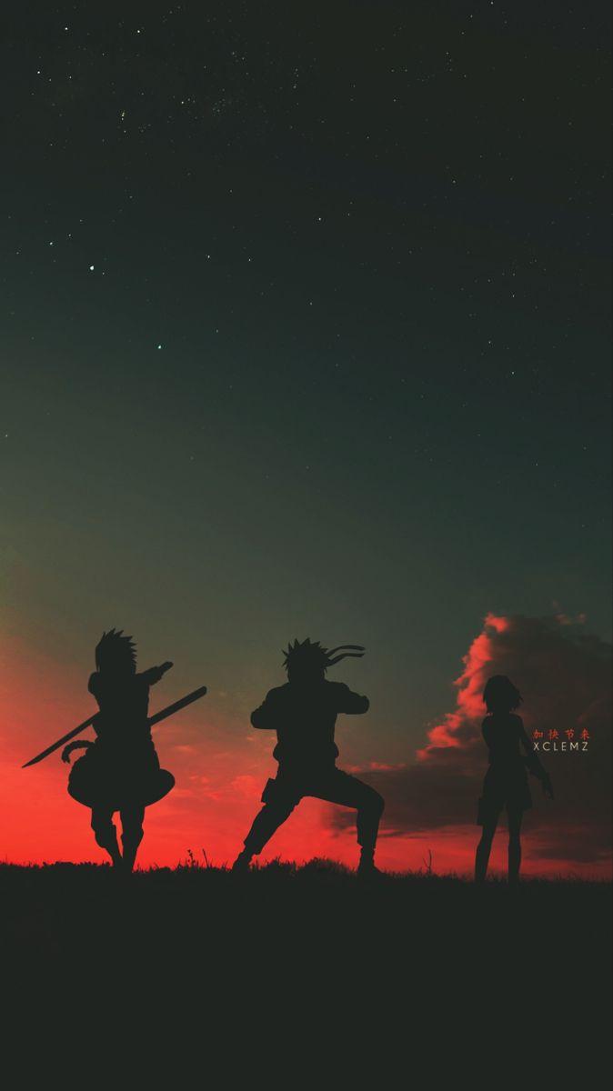 Team 7 / naruto Sasuke sakura
