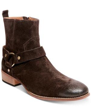 32541e1039a STEVE MADDEN MEN S PALAZZO SIDE-ZIP BOOTS MEN S SHOES.  stevemadden  shoes