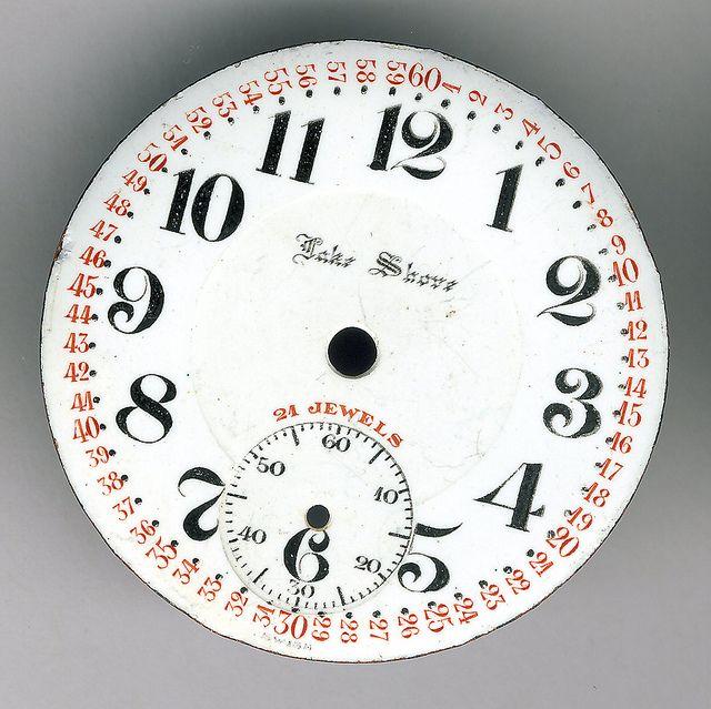 Clock by takeabreak, via Flickr