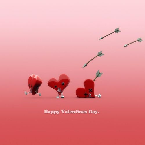 Cute Happy Valentines Day Funny