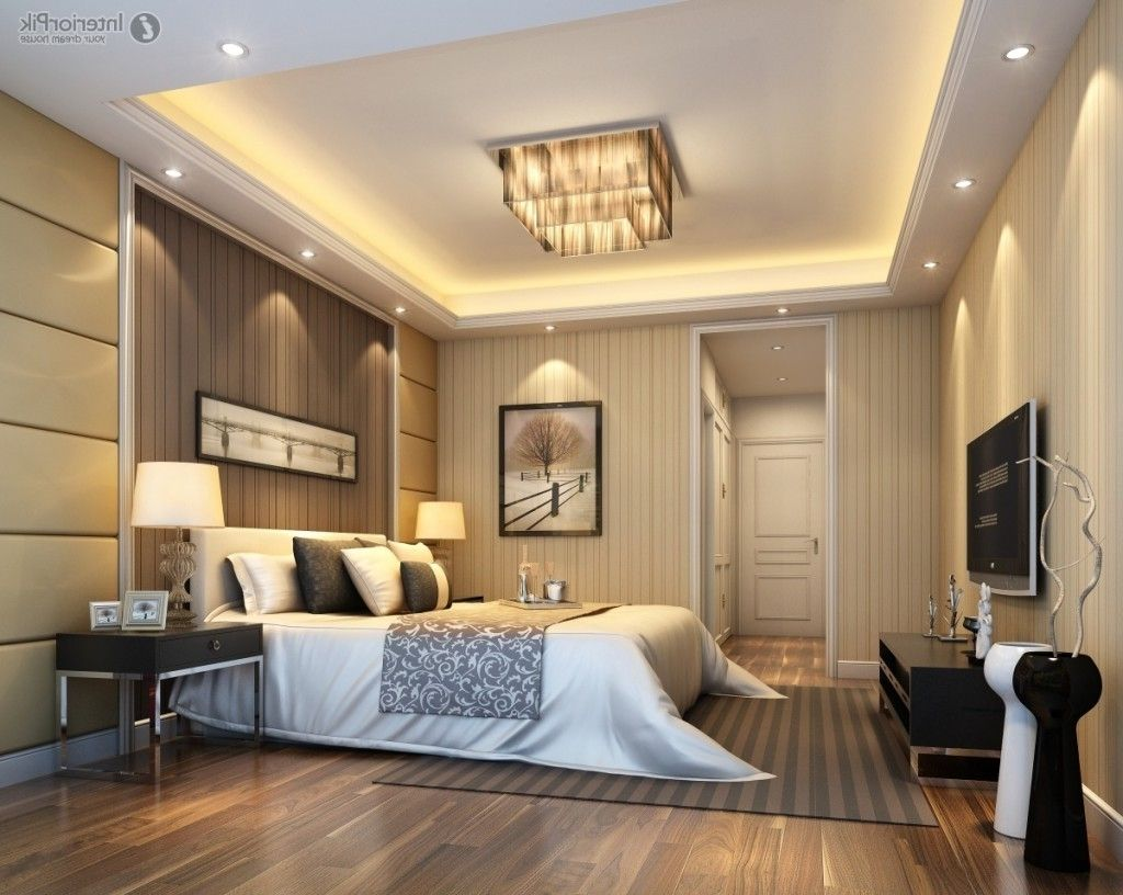 False ceiling for bedroom home design inspiration classic - Simple ceiling design for living room ...