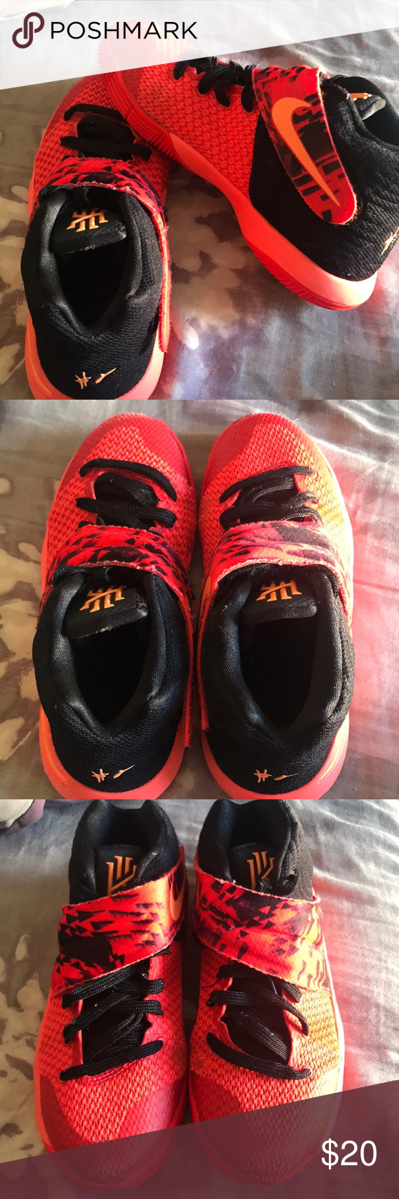 brand new 8668d bfff4 Nike Kyrie 2 Inferno (Basketball Shoes) Nike Kyrie 2 inferno ...