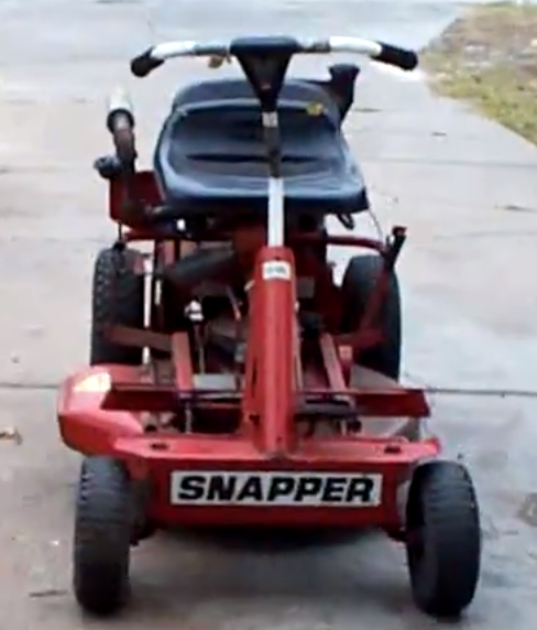 Old School Snapper Rear Engine Riding Mowers Riding Mowers Riding Mower