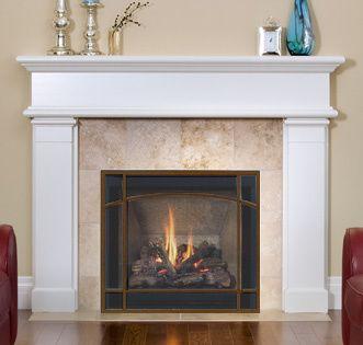 Refresh Gas Fireplace Screen Gas Fireplace Fireplace Fireplace Screens