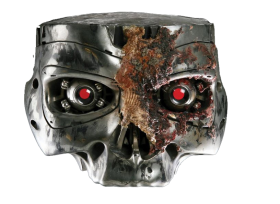 Terminator Png Image Hd Download Get To Download Free Terminator Face Png Vector Photo In Hd Quality Without Limit It Comes Terminator Summer Glau Lena Headey