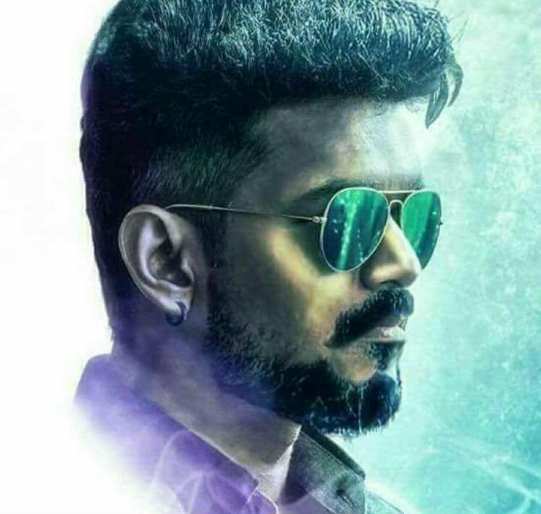 Vijay61 Vijay Superstar Stylish