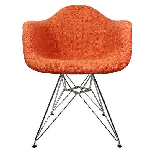 Fabulous Emodern Decor Mid Century Modern Arm Chair Allmodern Cjindustries Chair Design For Home Cjindustriesco