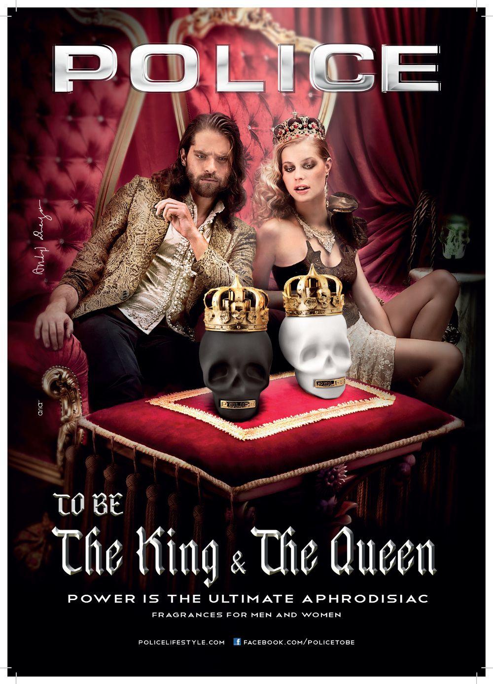 Afbeeldingsresultaat voor Police To Be The King