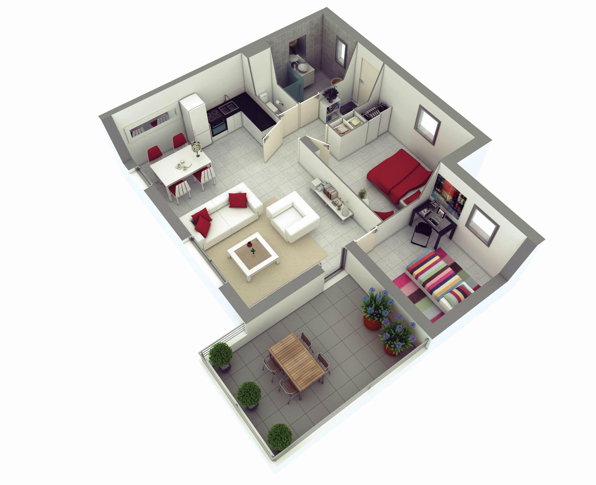 Split Level 3d House Plans Best Of Floor plans