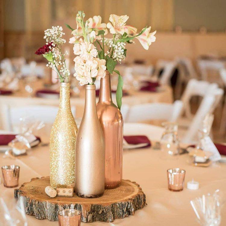 8 Budget Wedding Decor Ideas For Your Wedding Celebrations Wedding Centerpieces Bridal Shower Decorations Wedding Decorations