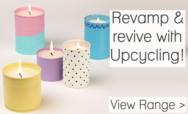 Revamp and Revive with Upcycling