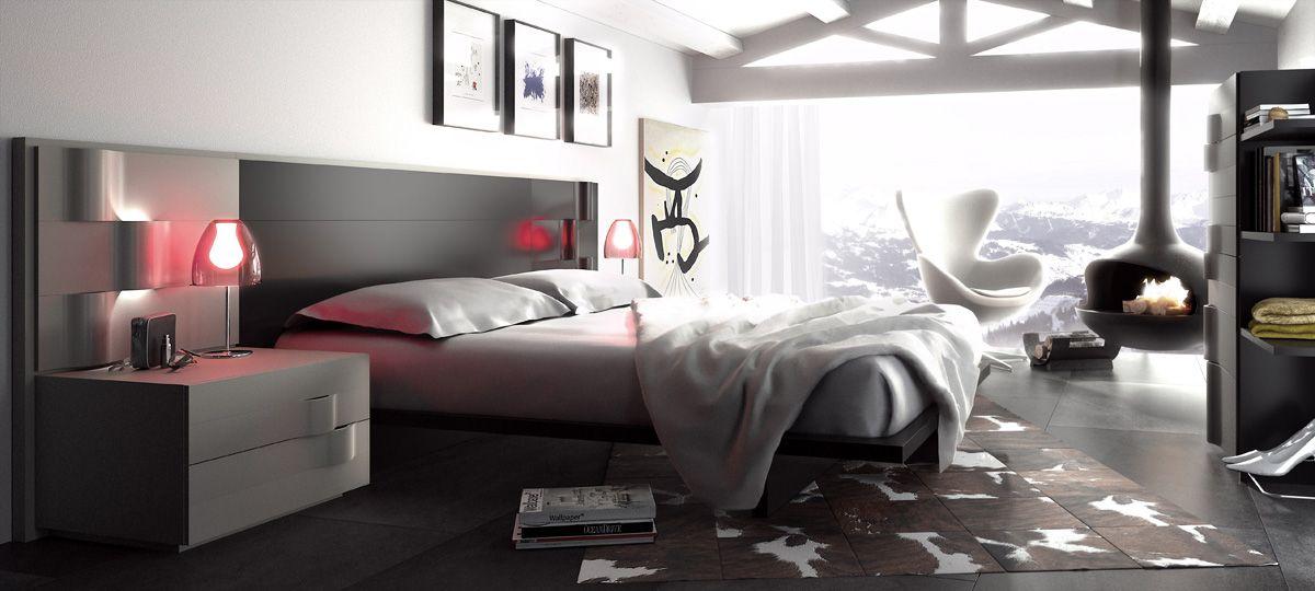 Colección 2015 Soft de dormitorios de matrimonio estilo moderno en ...