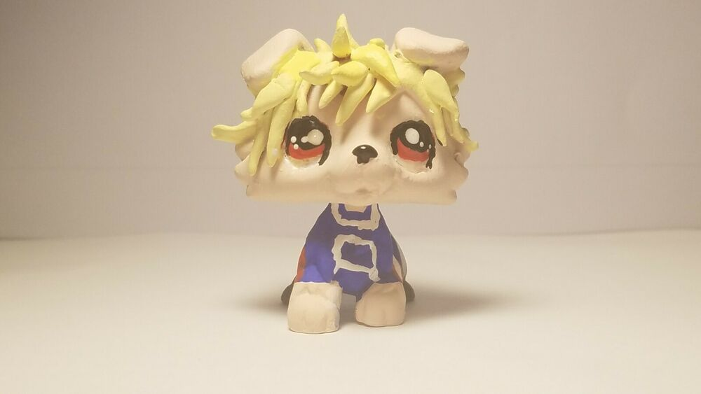 Find Many Great New Used Options And Get The Best Deals For Littlest Pet Shop Ooak Custom Katsuki Little Pet Shop Toys Lps Littlest Pet Shop Little Pet Shop