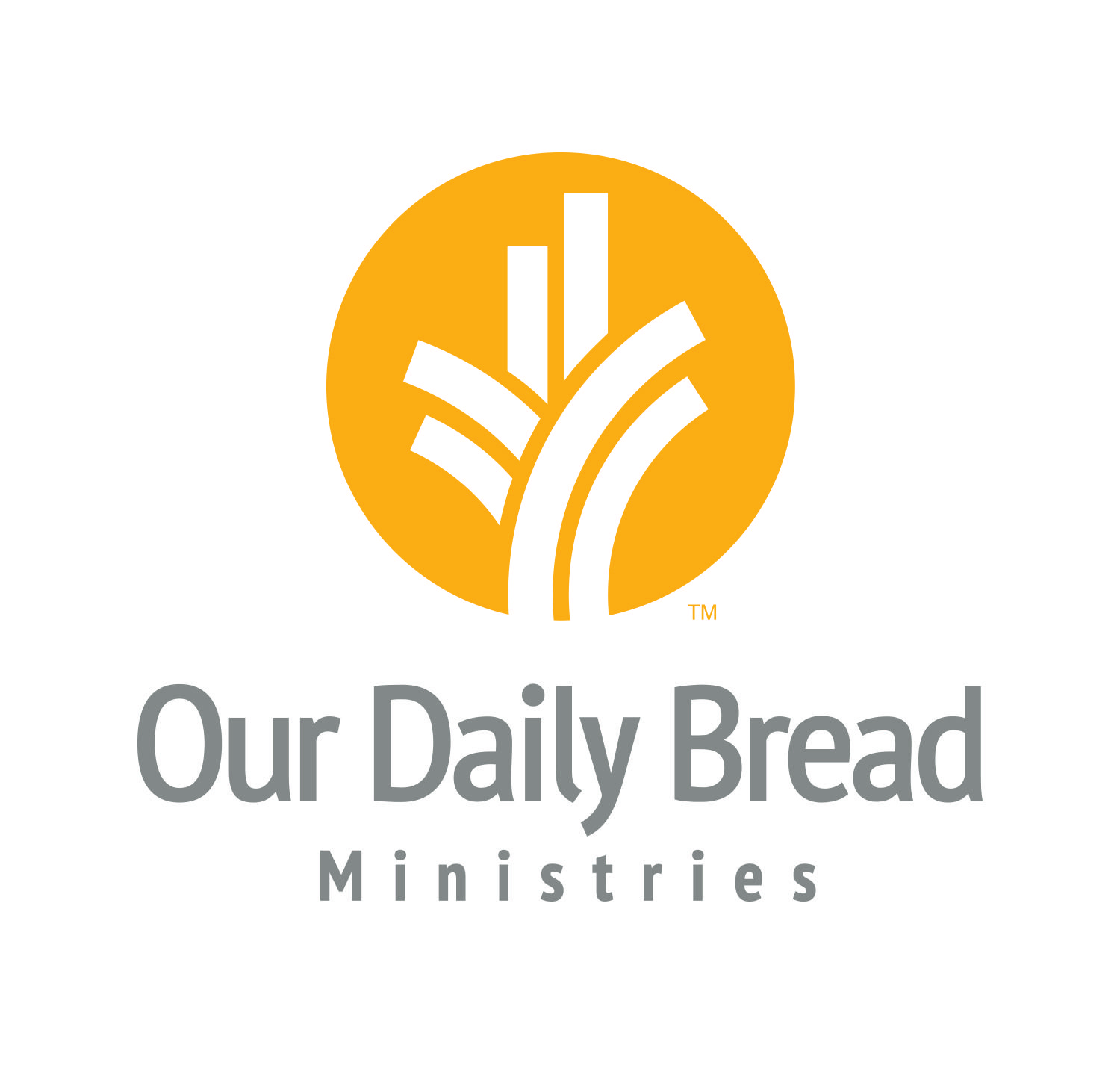 Our Daily Bread Ministries logo created by Extra Credit