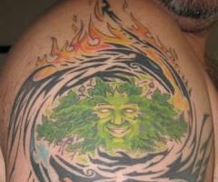 Earth Wind Water Fire Tattoo earth air fire ...