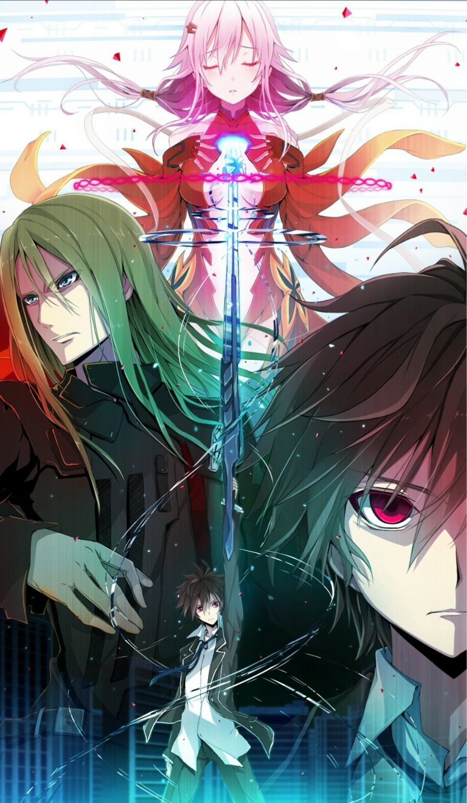 Guilty Crown was such a good anime Anime, Anime lovers