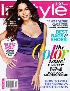 Save on InStyle Magazine