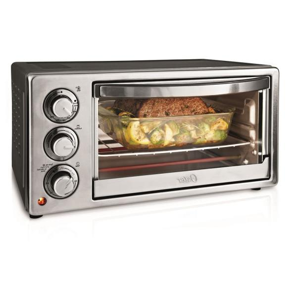 Oster 1300 W 6 Slice Stainless Steel Convection Toaster Oven Tssttvf817 Toaster Oven Toaster Oven Reviews Convection Toaster Oven