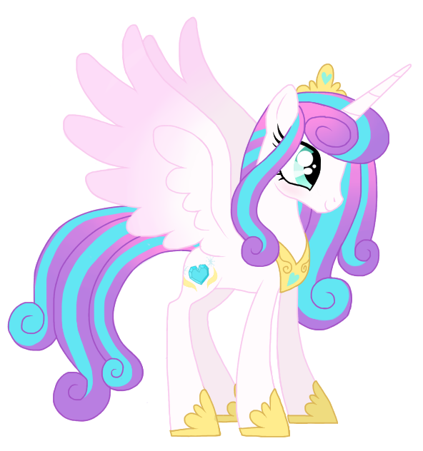 Princess Flurry Heart by unoriginaI | my little pony | Pinterest ...