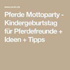 pferde mottoparty kindergeburtstag f r pferdefreunde ideen tipps bibi und tina. Black Bedroom Furniture Sets. Home Design Ideas