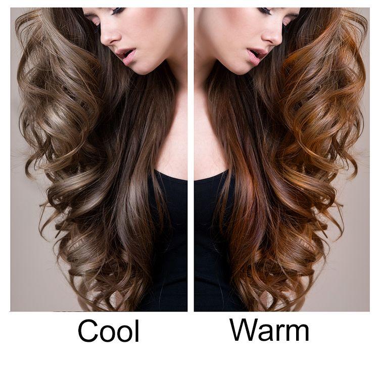 Bookmark Hair Medium Brown Cool Vs Warm Use Natural Hair Color Deep Brown Hair Natural Hair Styles