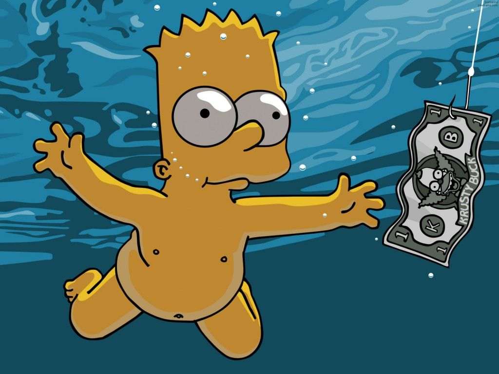 20 Of Your Favorite Characters If They Aged In Real Time Simpsons Art Bart Simpson The Simpsons