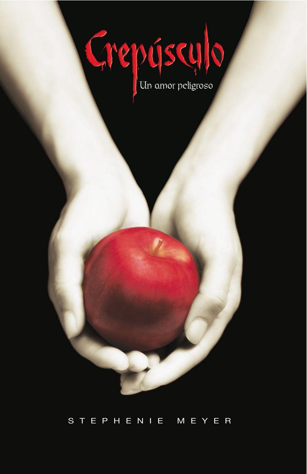 """Crepúsculo"" de Stephanie Meyer"
