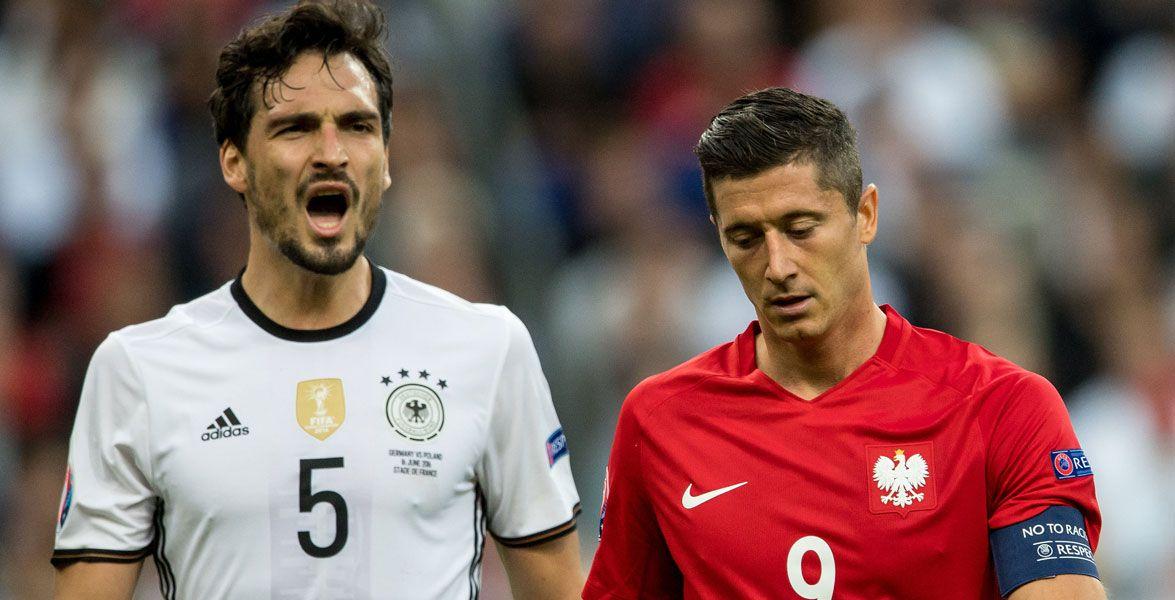 Deutschland und Polen trennen sich torlos - Die deutsche Nationalmannschaft ist in ihrem zweiten EM-Gruppenspiel nicht über ein Remis hinausgekommen. Gegen Polen hieß es nach 90 Minuten 0:0.