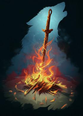 Best Of Displate Poster Prints By Chris Simmons Displate Dark Souls Wallpaper Dark Souls Tattoo Dark Souls Artwork