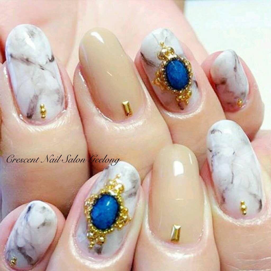 Pin by CRESCENT NAIL SALON GEELONG on Japanese Gel Nail Design ...